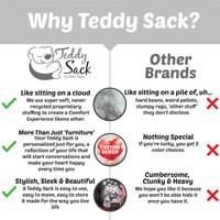 Teddy Sack vs Other Brands