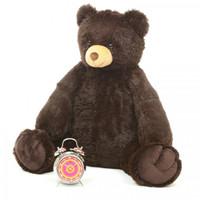 32in Huge Chocolate Brown Teddy Bear Baby Tubs
