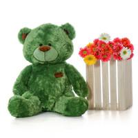 Green Shags 35 Inch Big Teddy Bear