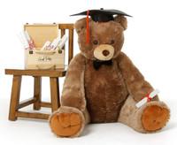 Graduation Teddy Bear Sweetie Tubs 48in
