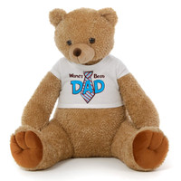 Personalized Teddy Bears for Father's Day