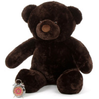 Huge 4 Foot Teddy Bear Munchkin Chubs - Perfect Valentine's Day Gift