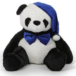 Adorable 45 Inch Big Plush Stuffed Panda Toy