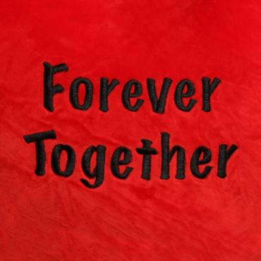 Forever Together Heart Design (Close Up)