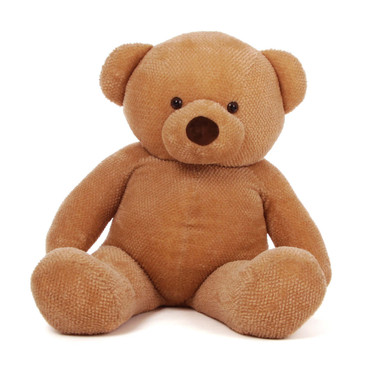 Cutie Chubs Adorable Life Size Amber Teddy Bear 60in