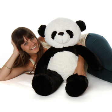 30 inch super soft Stuffed animal Panda Bear
