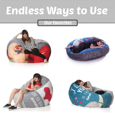 A Bean Bag with Endless Possibilities