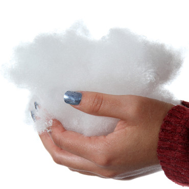White Premium Polyester Stuffing