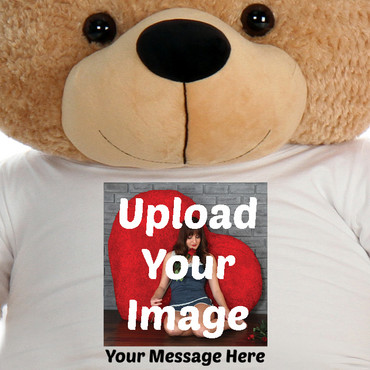Upload Your Own Personalized Image