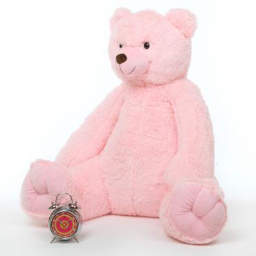 Darling Tubs pink teddy bear 42in