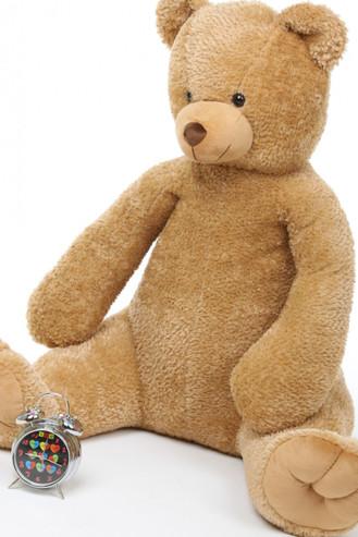 Amber Brown Honey Tubs 42in Teddy Bear