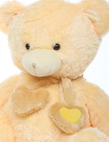 3ft Cream Sweet Hugs Teddy Bear