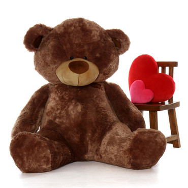 Premium Quality Super Soft Giant Brown Teddy Bear