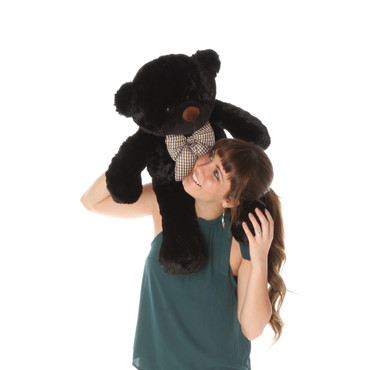 2 ft. Beautiful black Teddy Bear Gift