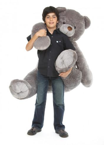 Life Size Sugar Tubs Teddy Bear