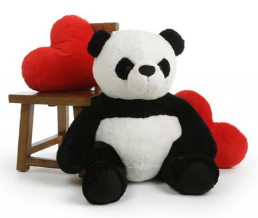 Huge Stuffed Panda Teddy Bear