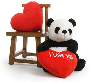 2ft adorable Big Panda Bear Gift