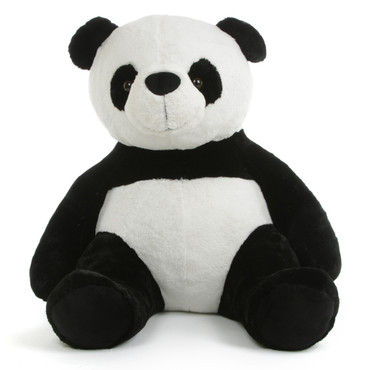 Fluffy and Huggable Huge Stuffed Panda Bear