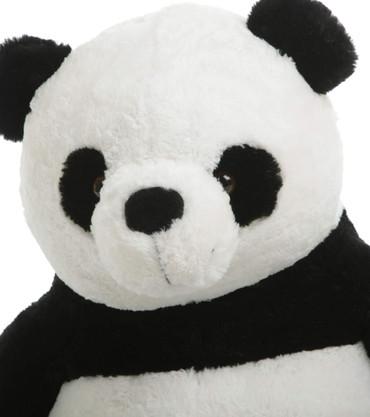 Giant Teddy Big 2 Foot Panda Bear Stuffed Animal