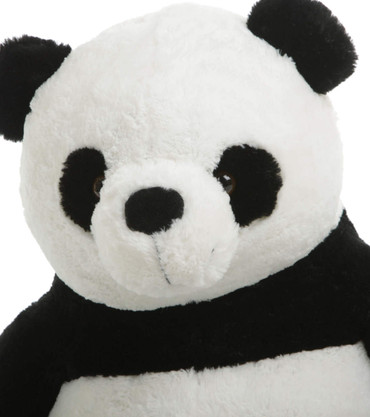 Giant Teddy Big 2 Foot Panda Bear Stuffed Animal