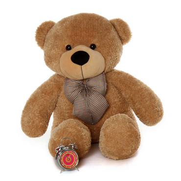 4ft Brown Teddy Bear Amber style Best gift ever