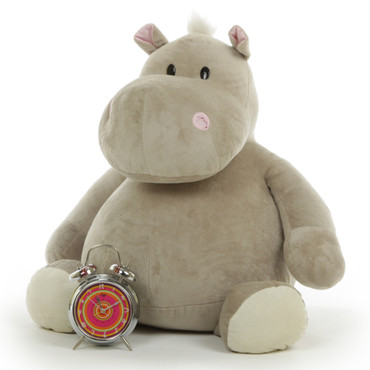 Super Cute Premium Quality Stuffed Hippo