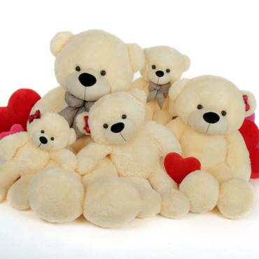 Vanilla Cuddles Family