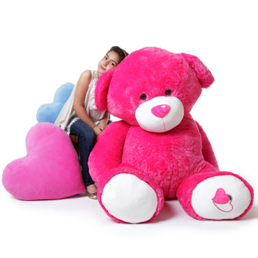 Cutest life size teddy bear in the Universe, Cha Cha Big Love