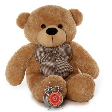 38in Shaggy Cuddles Giant Teddy Bear most amazing and cuddly fur
