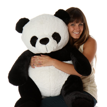 Big 3 feet Huggable Panda Bear