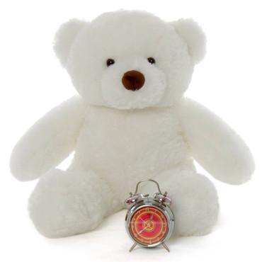 Premium Quality Big Stuffed Toy White Teddy Bear