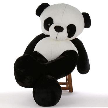 6 ft Giant Life Size Panda Bear Rocky Xiong