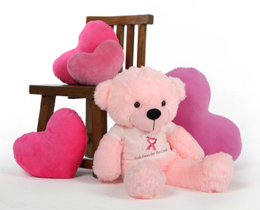 I Love Heart Boobies Gift Teddy Bear
