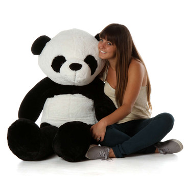 4ft Giant Panda Bear Ricky Xiong