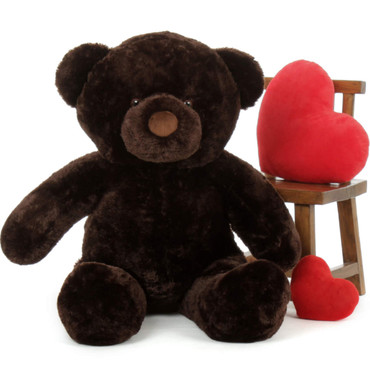 Plush Teddy Bear Toy Huggable and Soft Brown Bear