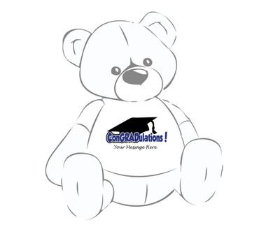 ConGRADulations! Grad 2015 Teddy Bear T-shirt