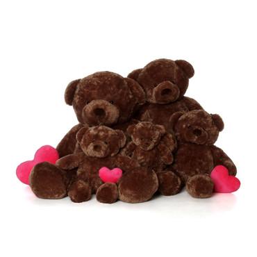 Chubs Family Chocolate Brown