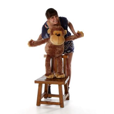 36in Silly Sammy Monkey with Model