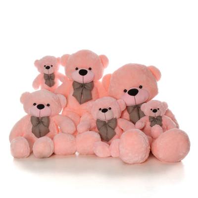 Life Size 60in Soft Pink Teddy Bear Huge  Plush Teddy Bear Toy