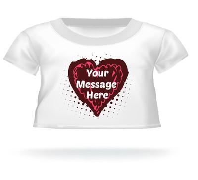 Heart Truffle T-shirt for Giant Teddy