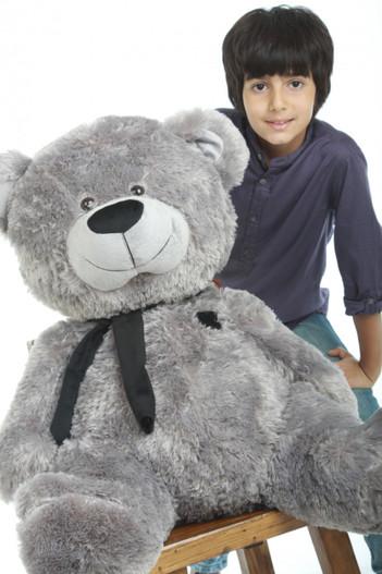 Super Soft and Cute 37 Inch Sitting Teddy Bear