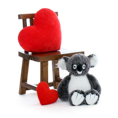 20in Quincy Stuffed Koala