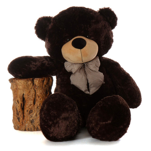 5ft Life SizeChocolate Teddy Brownie Cuddles