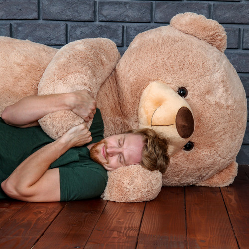 Super Soft Premium Quality 7 Foot Giant Teddy bear