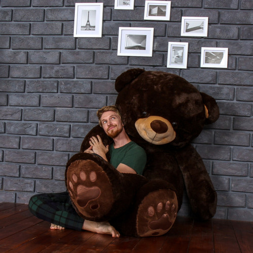 Super Soft and Warm Giant 7 Foot Teddy Bear