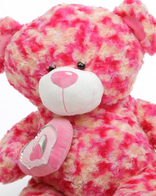 2 ½ ft Sassy Big Love Teddy Bear