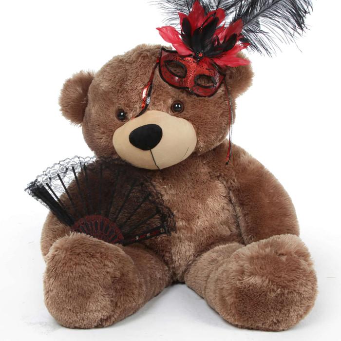 Sunny Cuddles 3 Foot Halloween Teddy Bear