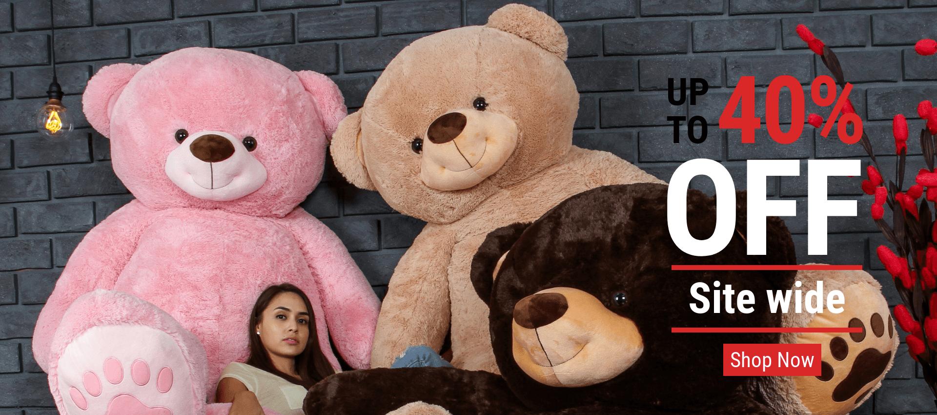 755d6fc5bd2 Giant Teddy Bear