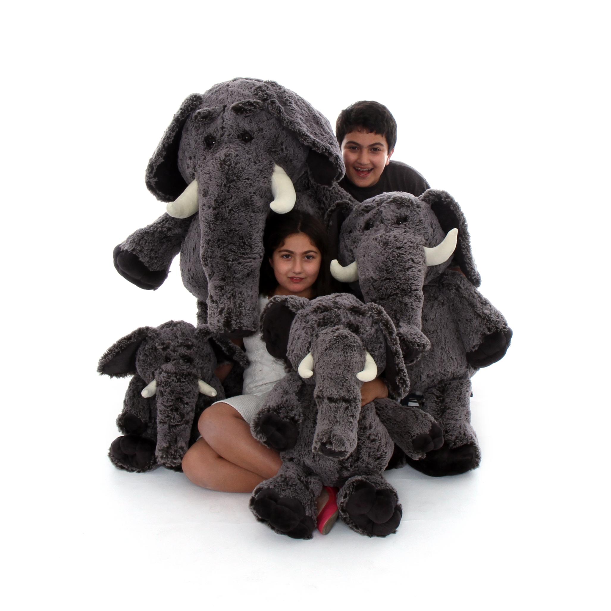 elephant giant teddy