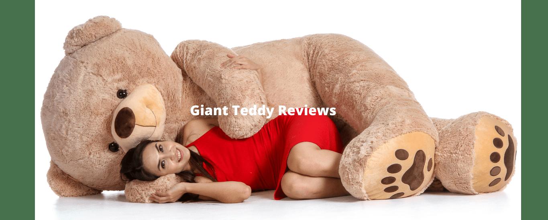 giant teddy brand reviews